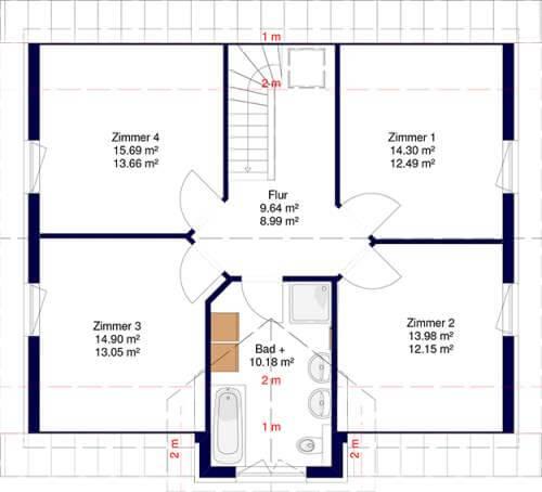 Kinderzimmer Größe
