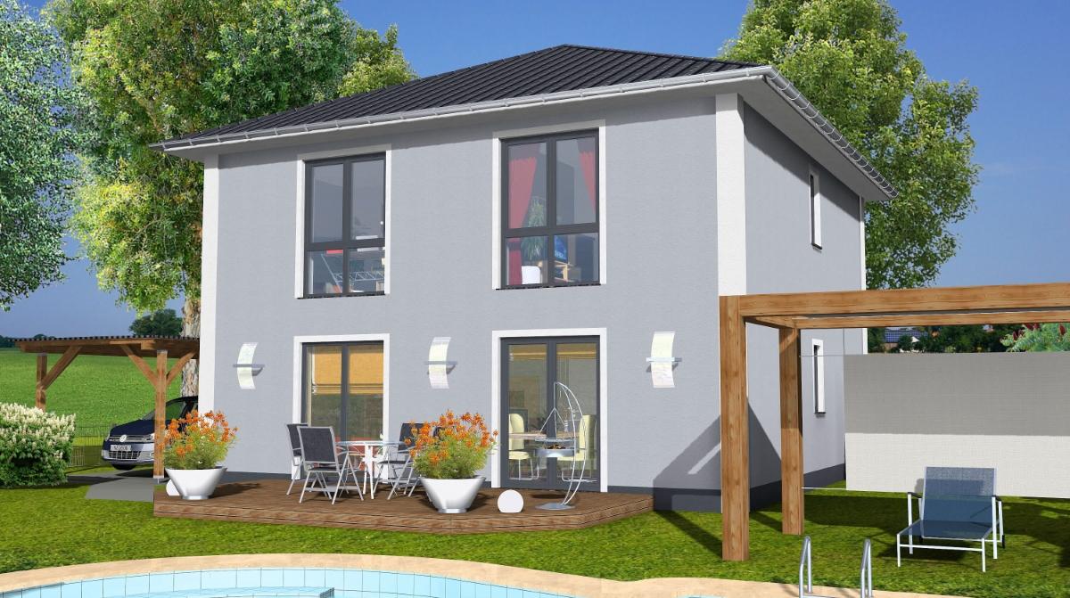 stadtvillen von mare haus modern oder mediterran bauen. Black Bedroom Furniture Sets. Home Design Ideas