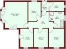 winkelbungalow mare 109 mit eckerker mare haus gmbh. Black Bedroom Furniture Sets. Home Design Ideas