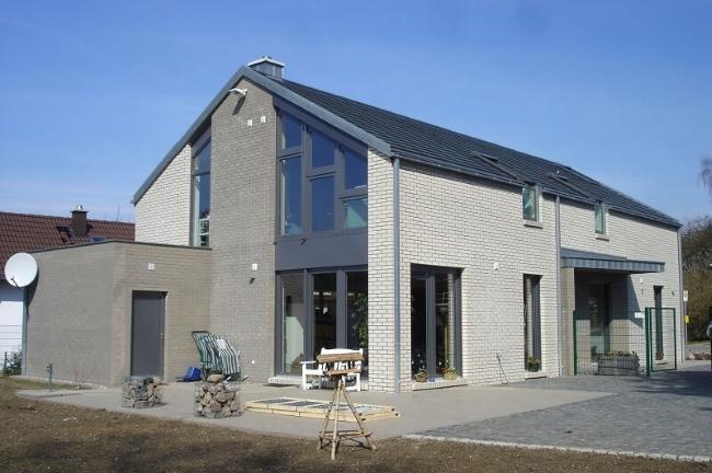 Natursteine Als Fassadenbekleidung Mare Haus Aus Gustrow