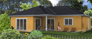 Unsere Bungalows