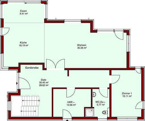 mare meridian 235 exclusiv. Black Bedroom Furniture Sets. Home Design Ideas