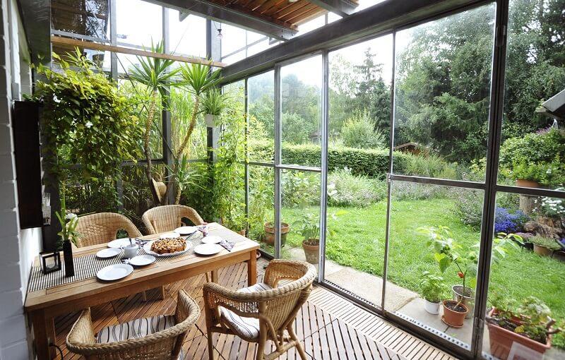 Wintergarten anbauen mit Tipps von MARE Haus