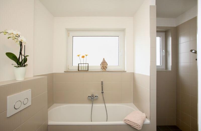 Bodengleiche Dusche Planen : Bad mit MARE Haus barrierefrei planen