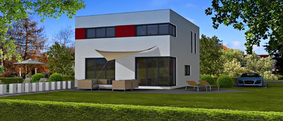 Kubus bungalow m bel ideen und home design inspiration for Kubus haus bauen