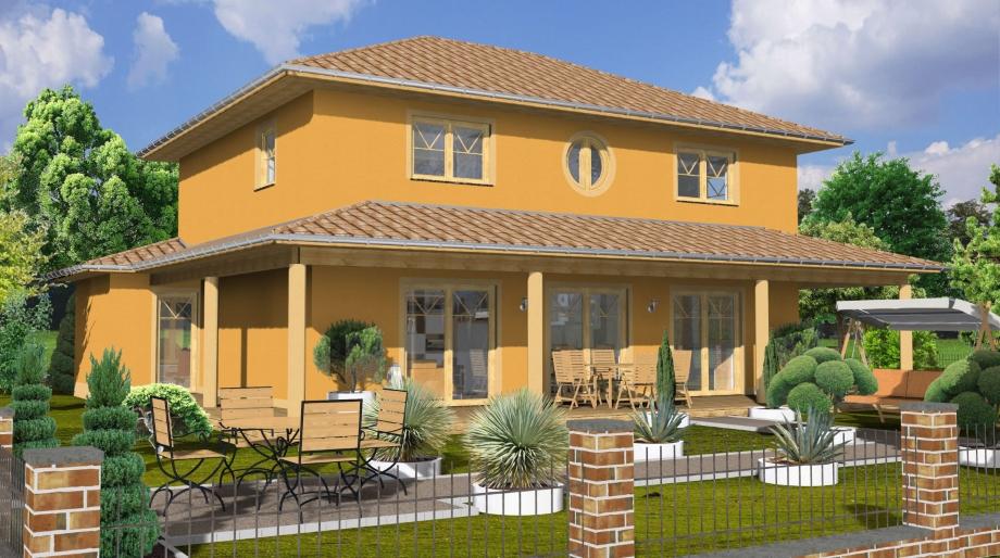 bungalow mediterrane bauweise die neuesten. Black Bedroom Furniture Sets. Home Design Ideas